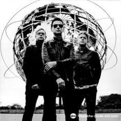 Depeche Mode on Vimeo
