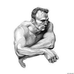 Art: Men Addicted | Advocate.com