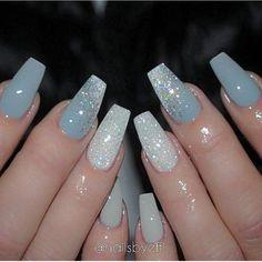 Faerie nails // ongles de fée!