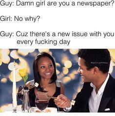 Damn girl jokes