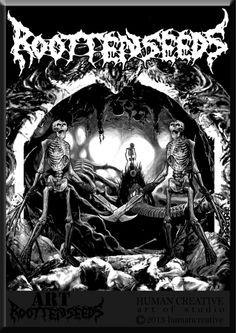 Artwork for RottenSeeds humancreative@hotmail.co.id