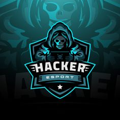 Discover the best free resources of Gaming Logo Hacker Logo, Logo Esport, Theme Sport, Hacker Wallpaper, Free Characters, Game Logo Design, Esports Logo, Mundo Comic, Gaming Wallpapers