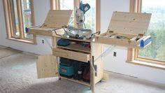 Finish Carpenter's Dream Bench/Cabinet - FineWoodworking