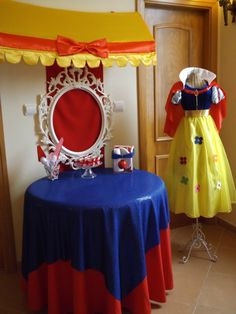 Snow White Party | CatchMyParty.com