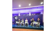 Conrad Festival 2016, Podróż zimowa. Dyskusja z udziałem Marcela Bénabou, Frédérica Forte i Iana Monka  fot. Wojciech Wandzel, www.wandzelphoto.com