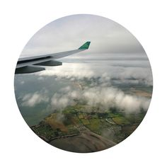 Dublin to Heathrow by Becky Nimoy for Minted