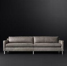 Lennon Leather Sofa