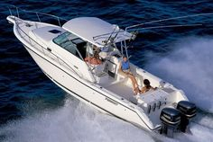 2000 Pursuit 3070 Offshore Power Boat For Sale - www.yachtworld.com
