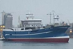 Newbuilding: BEINUR  HIRTSHALS - Trawl - Not