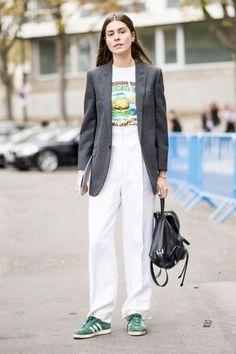 Come si porta la T-shirt bianca quest'estate?
