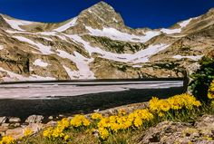 Blue Lake, Indian Peaks Wilderness Area, Colorado