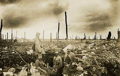 World War One, First World, Bataille De Verdun, Flanders Field, Any Images, First Photo, Battle, History, Black Watches