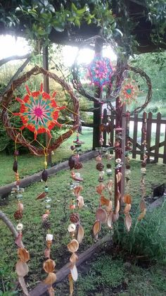 Foto - Google Fotos Wind Chimes, Photo And Video, Google, Outdoor Decor, Home Decor, Photos, Decoration Home, Room Decor, Dreamcatchers