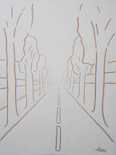 28Tie-colourpencil-artist:Anita Isännäinen