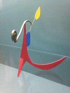 Gemeente Museum den Haag 18-11-2016 Alexander Calder