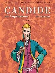 Accéder à la BD Candide de Voltaire