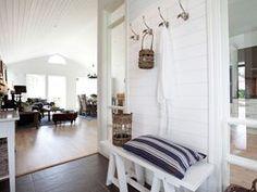 Skapa en perfekt hall – inspiration till din entré från Myresjöhus