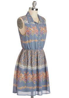 Meadowsweet Marvel Dress | Mod Retro Vintage Dresses | ModCloth.com