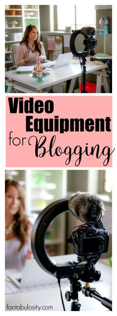 Video equipment for blogging and vlogging! Perfect for a beginner too. This is the exact list I've been looking for. You don't have to have it all and you can get all of it pretty affordable!