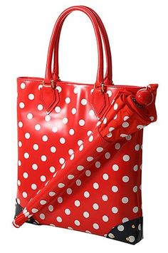 Umbrella tote by Marc Jacobs
