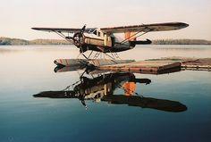 Noorduyn Norseman Single Prop Sea Plane