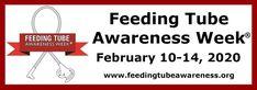 About Feeding Tube Awareness Week Feeding Tube, Pediatrics, Helping People, Communication, Medical, Positivity, Education, Profile Pics, Image