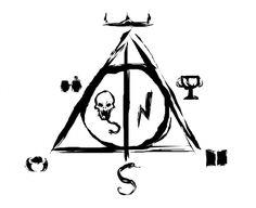 horcrux simbolo - Pesquisa Google