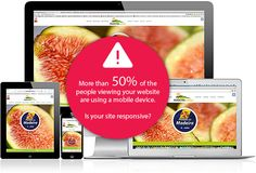 You need a responsive site or you may be in trouble