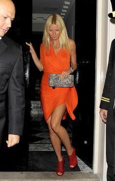 Gwyneth Paltrow Photo - Gwyneth Paltrow on London