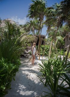 A Guide to Tulum, Mexico for the design lover and foodie via Brunch on Chestnut | Ashley Kane