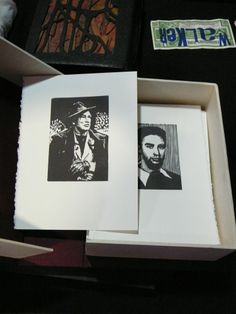 Limited edition in the case. From George A. Walker Books and Art, Toronto, Ont. Photo by Don McLeod.