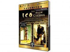 Ico & Shadow Of The Colossus para PS3 - Coleção Favoritos - Sony