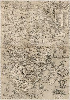 Africa, 1598