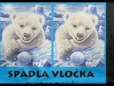 Spadla vločka snehová - YouTube Handmade Christmas Tree, Christmas Tree Cards, Christmas Activities For Kids, Kids Christmas, Gingerbread House Patterns, Polar Bear, Teddy Bear, Powerpoint Lesson, List Of Tools