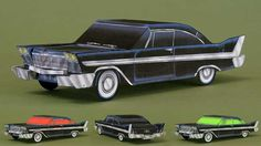1958 Plymouth Fury Maxine Paper Car Free Template Download - http://www.papercraftsquare.com/1958-plymouth-fury-maxine-paper-car-free-template-download.html#Maxine, #PaperCar, #Plymouth, #PlymouthFury