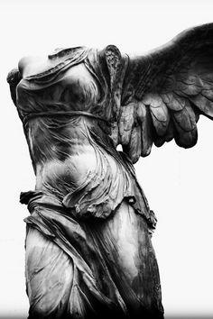 ♔ Victoire de Samotrace ~ Museé du Louvre ~ Paris
