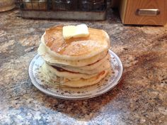 Old Fashion Buttermilk Pancakes - Looking for a wonderful fluffy pancake recipe? Well look no further. This recipe has been around f - Homemade Pancakes, Pancakes Easy, Banana Pancakes, Light And Fluffy Pancakes, Buttermilk Pancakes Fluffy, Perfect Pancake Recipe, Breakfast Recipes, Pancake Recipes, Chocolate Chip Pancakes