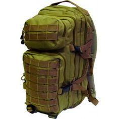 Red Rock Outdoor Gear Assault Pack Coyote Brown