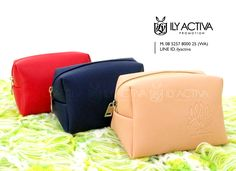 Pouch Emboss -- dr. Yulie, Tanjungredep