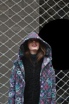 parka Etta _ 90  http://www.fravshop.com/women/brand/5/f-r-a-v-/5669/etta  #fravhop #streetfashion #streetwear #woman #milano #torino