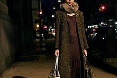 On the Street….West Twelfth St., New York