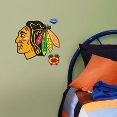 1000 images about blackhawks bedroom ideas on pinterest for Chicago blackhawk bedroom ideas
