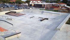 YMCA California Skateparks, Skate Park, Skateboarding, Exterior, Urban, Sport, Google Search, City, Design