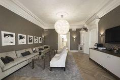 The Norwegian Prime Ministers Residence designed by Metropolis arkitektur & design. Prime Minister, Design
