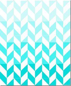 Riley Blake Designs Blog: Project Design Team Wednesday~Ombre Herringbone Quilt