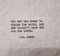 power//weakness...