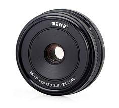 multicoated Meike MK-E-50-2.0 Objektiv 50mm F2.0 für Canon EOS M
