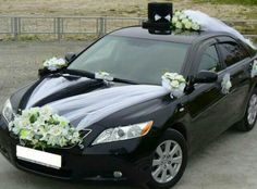 arreglo de carro para boda
