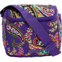Vera Bradley - Iconic Stay Cooler - Romantic Paisley. Keep everything cool  when you head 6a51c512a3337