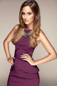 Made in Chelsea Lucy Watson  @ www.vanilla-clothing.co.uk